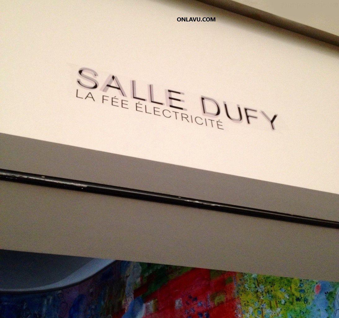 Le Musée d'Art Moderne de la Ville de Paris- ONLAVU.COM