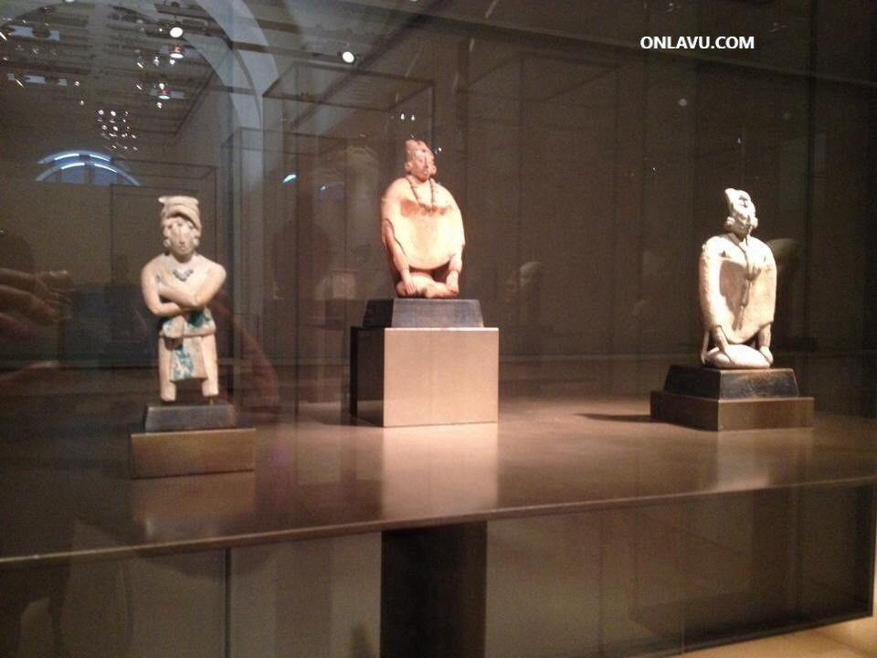 ONLAVU : Le louvre - Département des Arts d'Afrique, d'Asie, d'Océanie et des Amériques