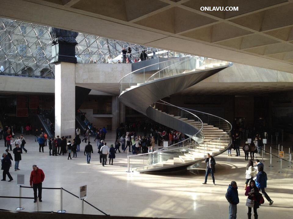 ONLAVU : Le printemps de la Renaissance au Louvre de Paris