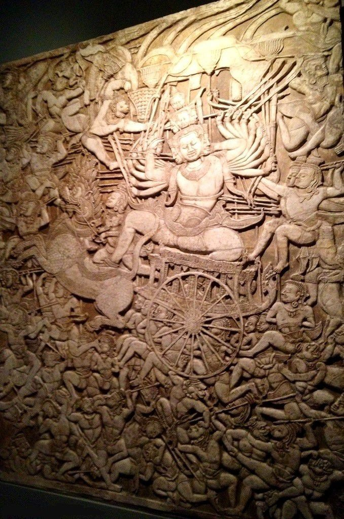 ONLAVU.COM : Le musée national des arts asiatiques Guimet