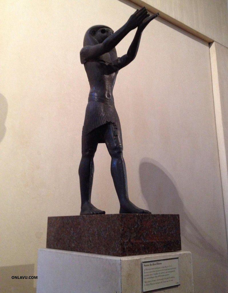 onlavu - Le Louvre - Antiquités égyptiennes