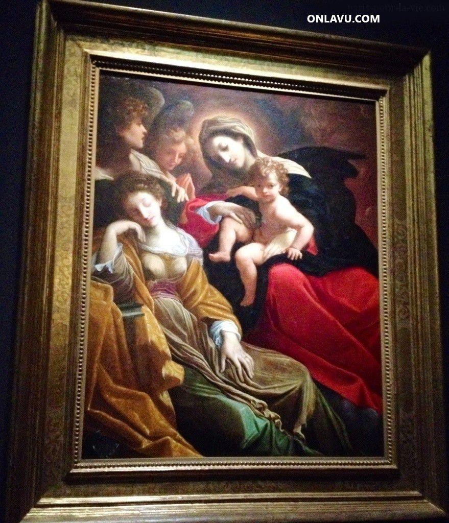 ONLAVU - La Renaissance et le rêve au musée du Luxembourg