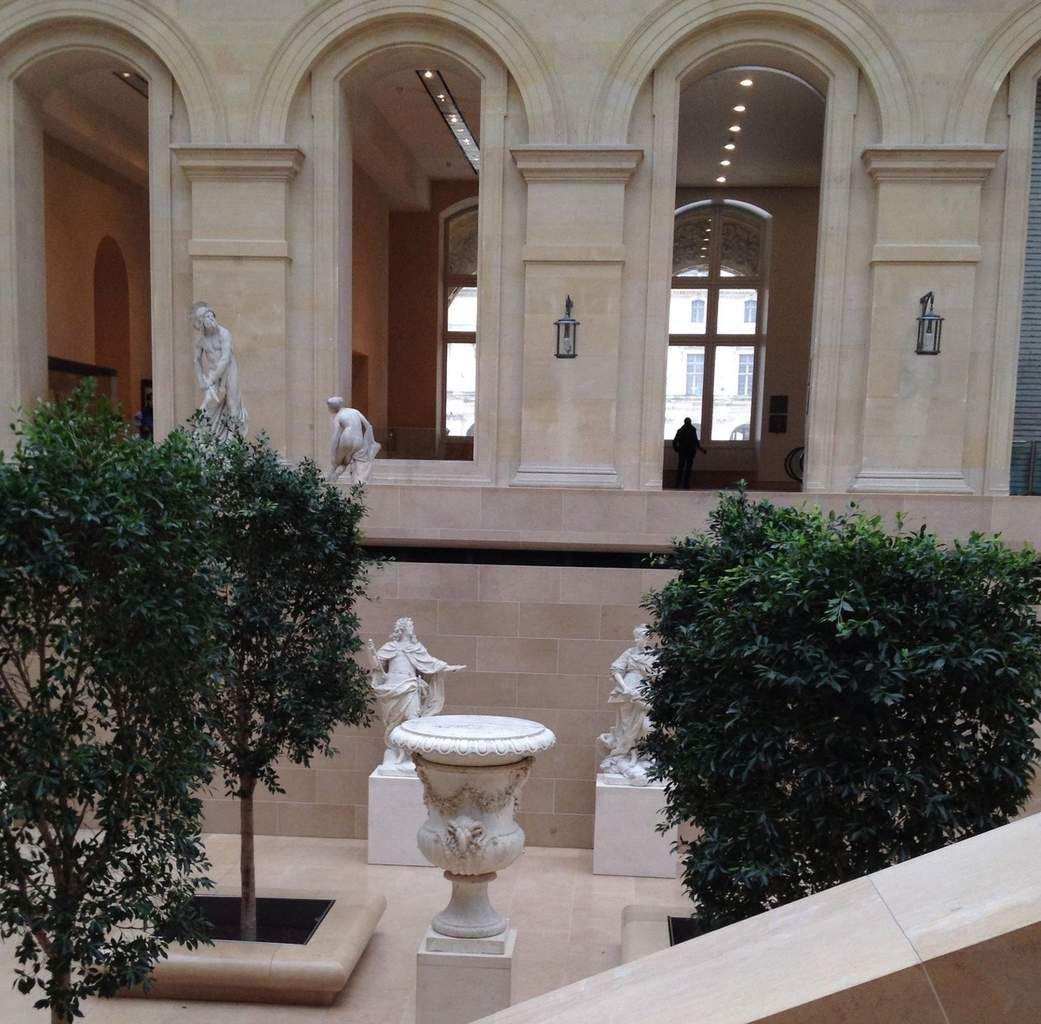 onlavu: Le Louvre : La sculpture française