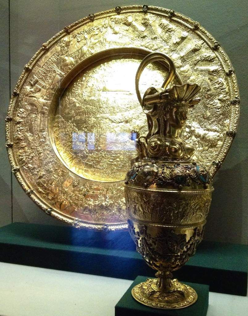 onlavu : Le Louvre - Département des objets d'art