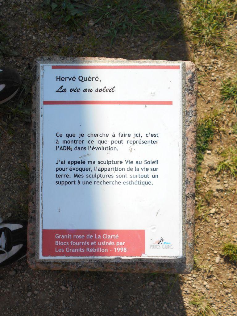 ONLAVU.COM : PARC DES SCULPTURES - PLOUMANAC'H