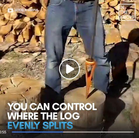 exemple de video concernant le SPLITZ-ALL de chez Good N Useful