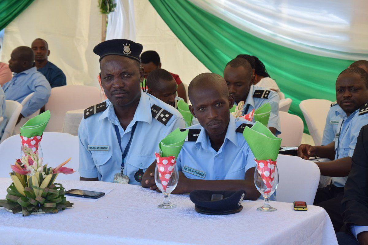Cérémonies du lancement national du passeport de la Communauté Est Africaine