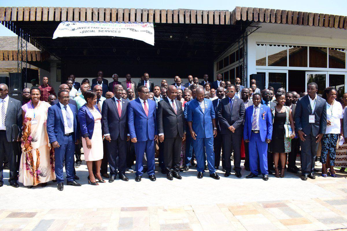 Ouverture de la semaine de la Diaspora rehaussée par SE le Président de la République
