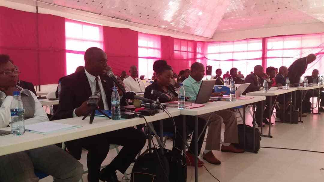 Atelier d'échanges sur les préparatifs des élections de 2020 à l'intention des leaders des formations et acteurs politiques