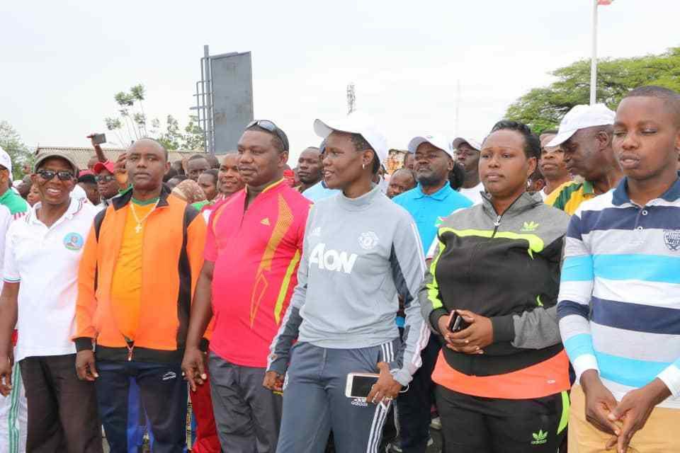 Bujumbura manifeste pour qu'on laisse la justice travailler dans le dossier Ndadaye