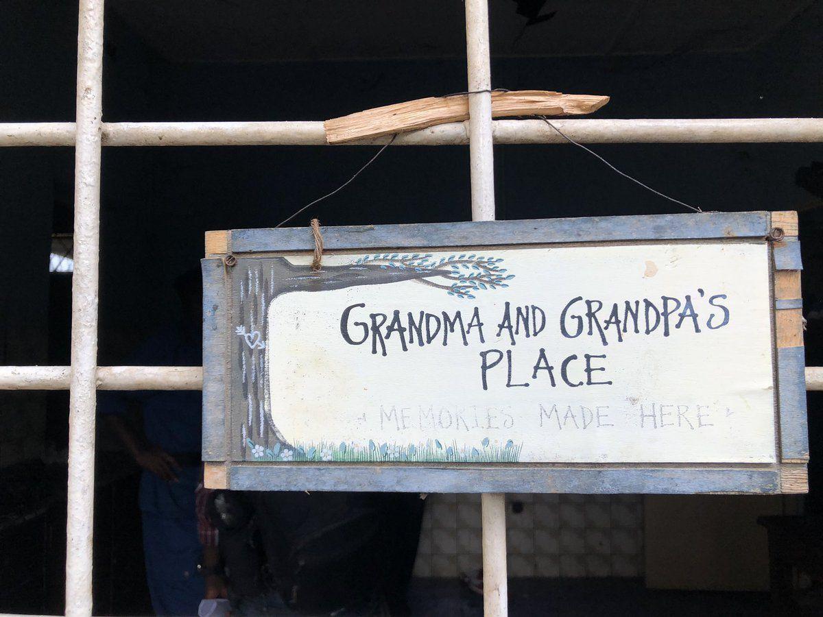 Projection du reportage de la BBC et visite par les diplomates de la maison sise à Ntwarante 76