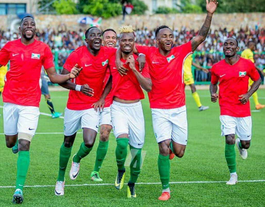 Historique, le Burundi qualifié pour la CAN 2019 !