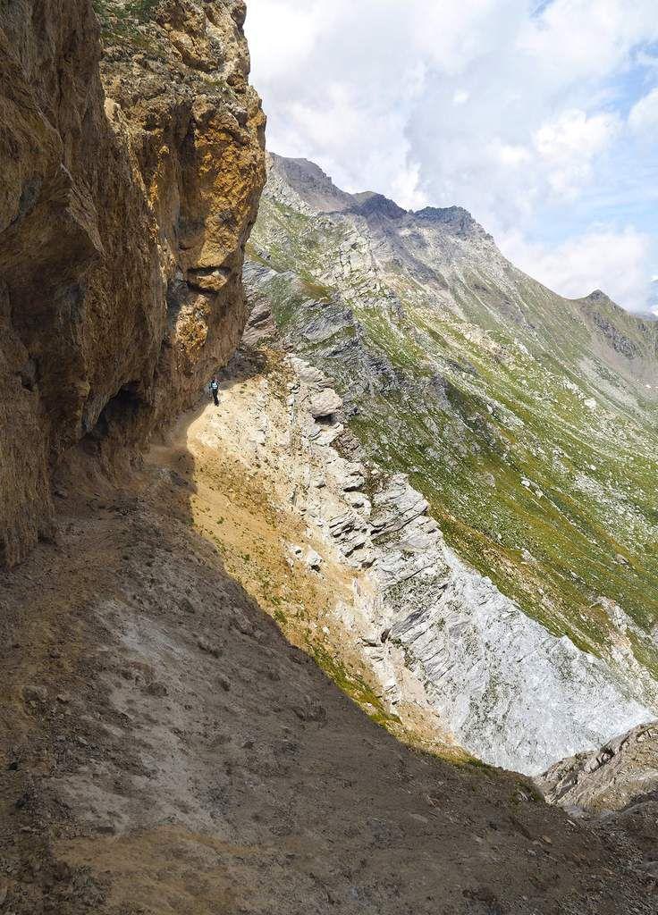 Le souffle et l'âme des Alpini. Merci à eux, même s'ils ne l'ont pas fait par plaisir !
