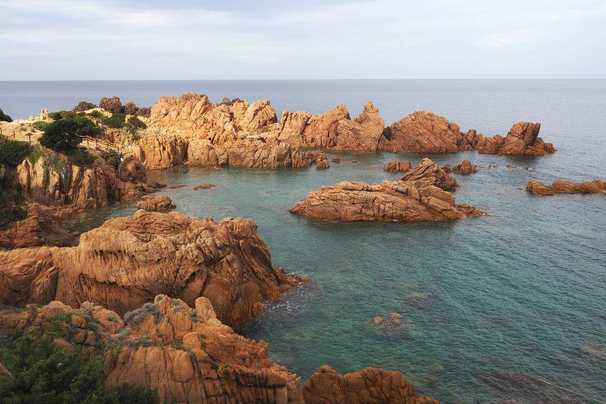 Sardaigne : la côte nord