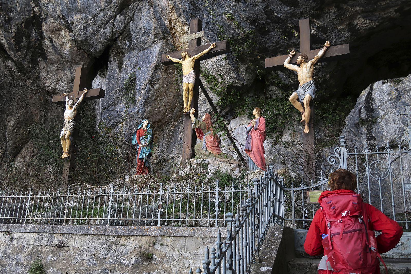 Un haut lieu religieux du Sud de la France, très fréquenté toute l'année.