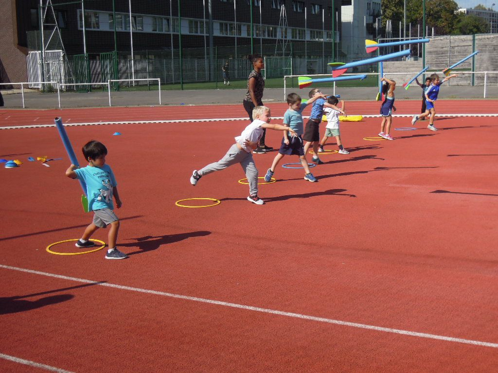 Belle participation du PSC aux Kinder Sports Day!!!