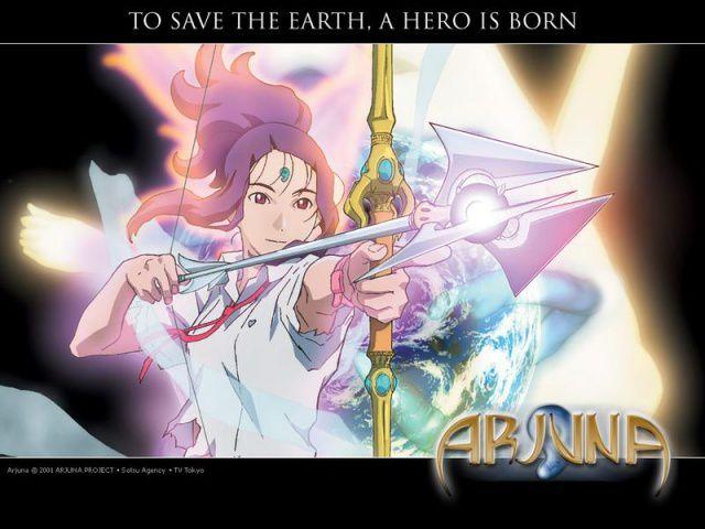 Earth Girl Arjuna Un Anime Japonais Pour Decouvrir La Permaculture