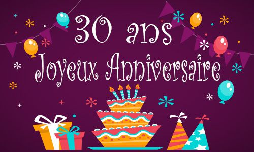 30 Ans Lifeistestover Blogcom