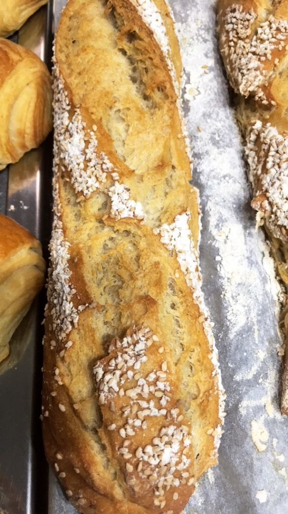 Pain Façon Tradition Les Gourmands Disent Food Morning Marie