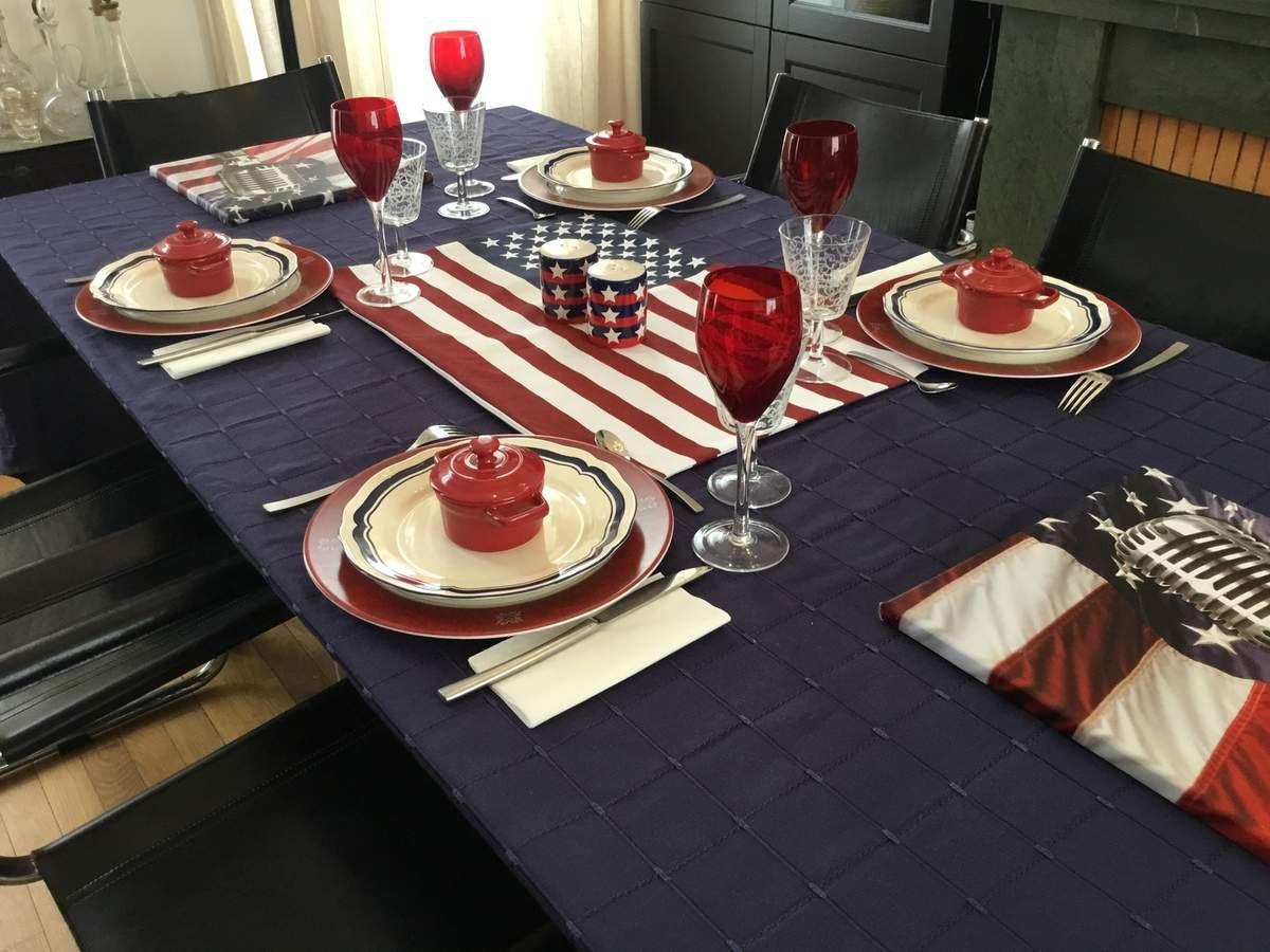 Table Américaine