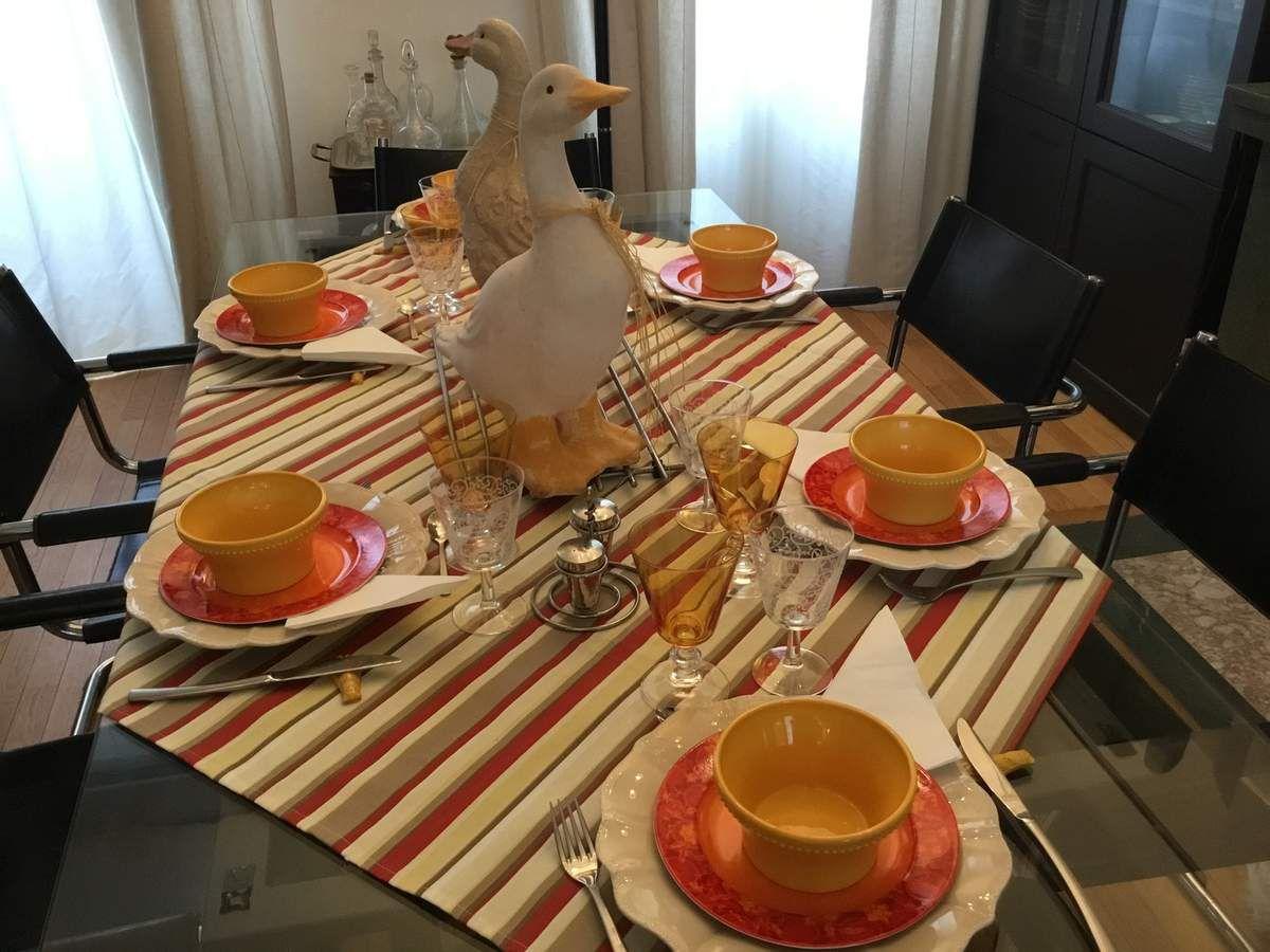 """Déco de table """"mes mères oies"""""""