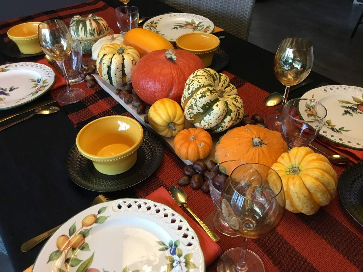 Souper d'automne, Halloween arrive...
