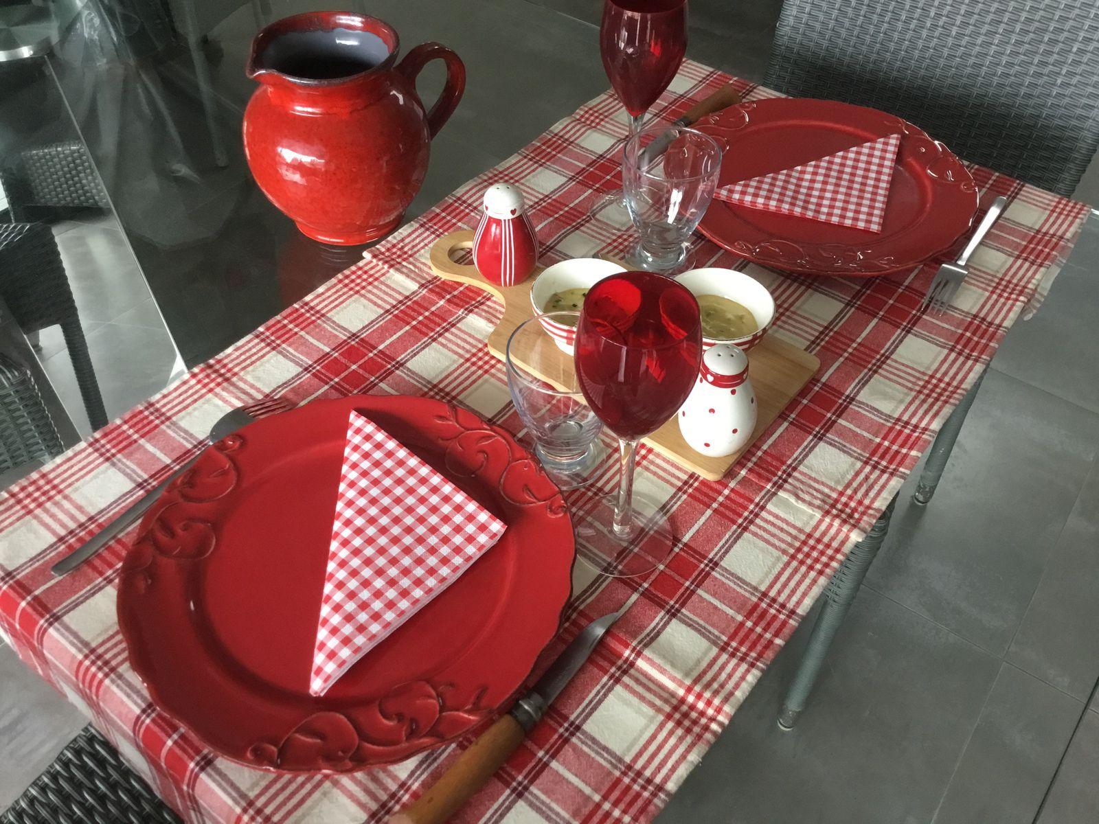 Table, «sortie» à la brasserie