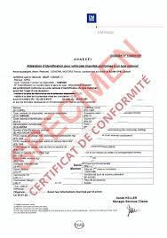 Le certificat de conformité automobile, un document incontournable