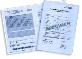 1. Certificat de conformité: de quoi s'agit-il?