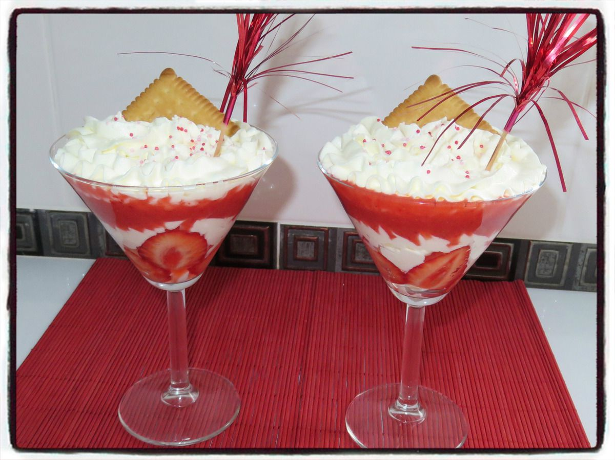 #coupe#fraise#chantilly