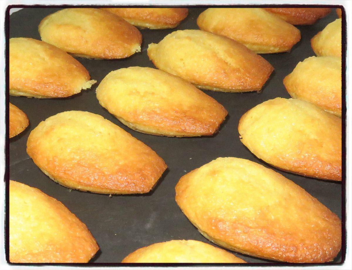 #madeleines#vanille#goûter