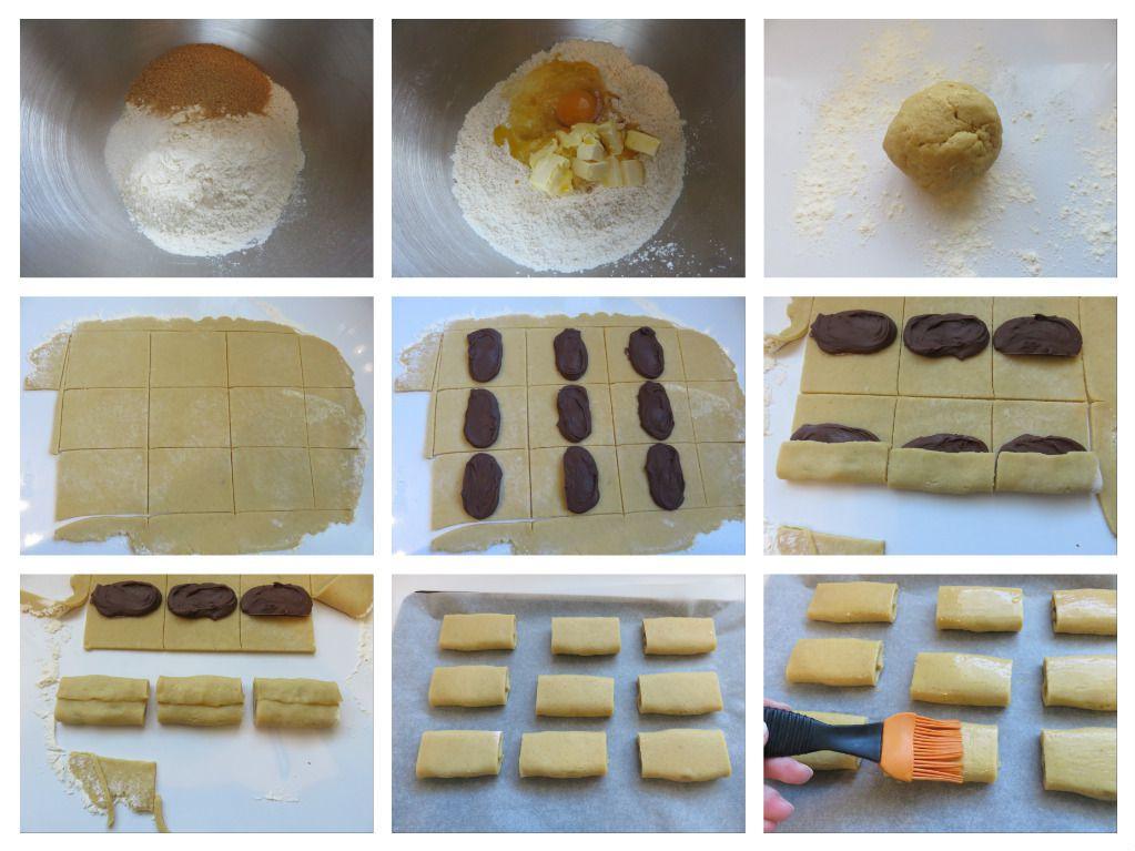 #kangoo#nutella#biscuit#sablés