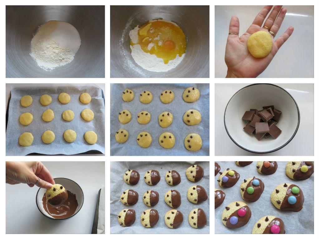 #sablés#smarties#biscuits#goûter