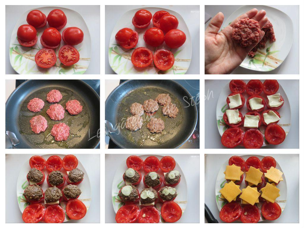 Tomates burger