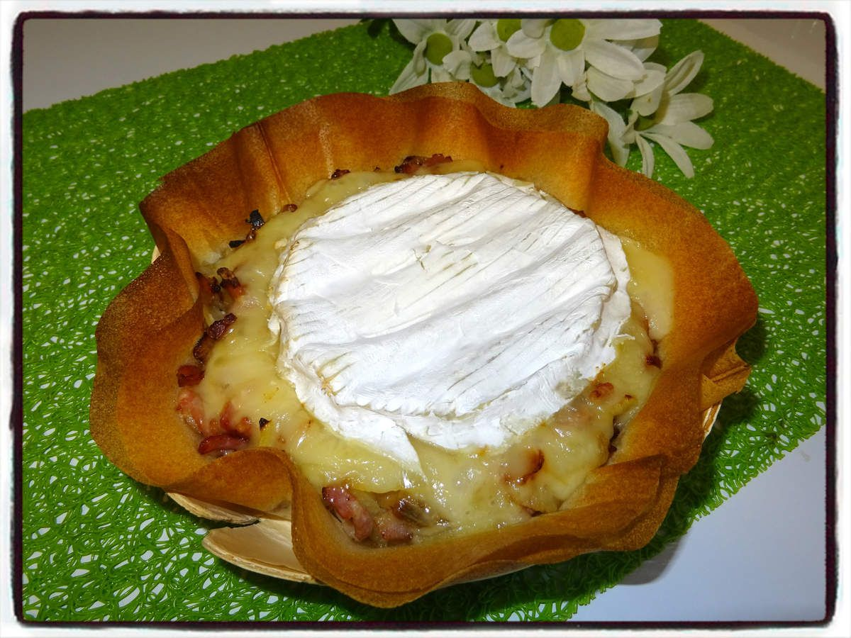 Camembert croustillant