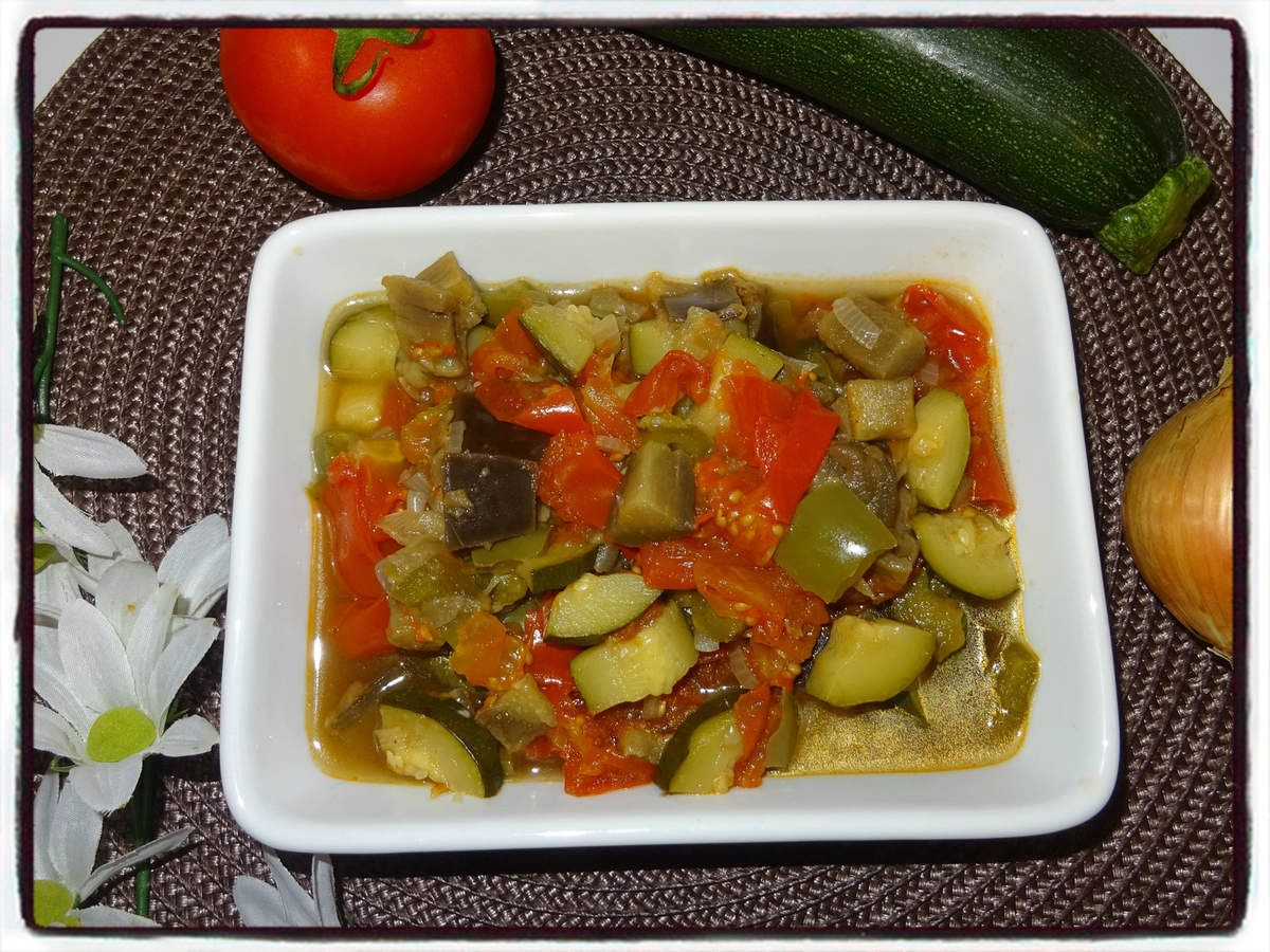 Ratatouille (cookéo)
