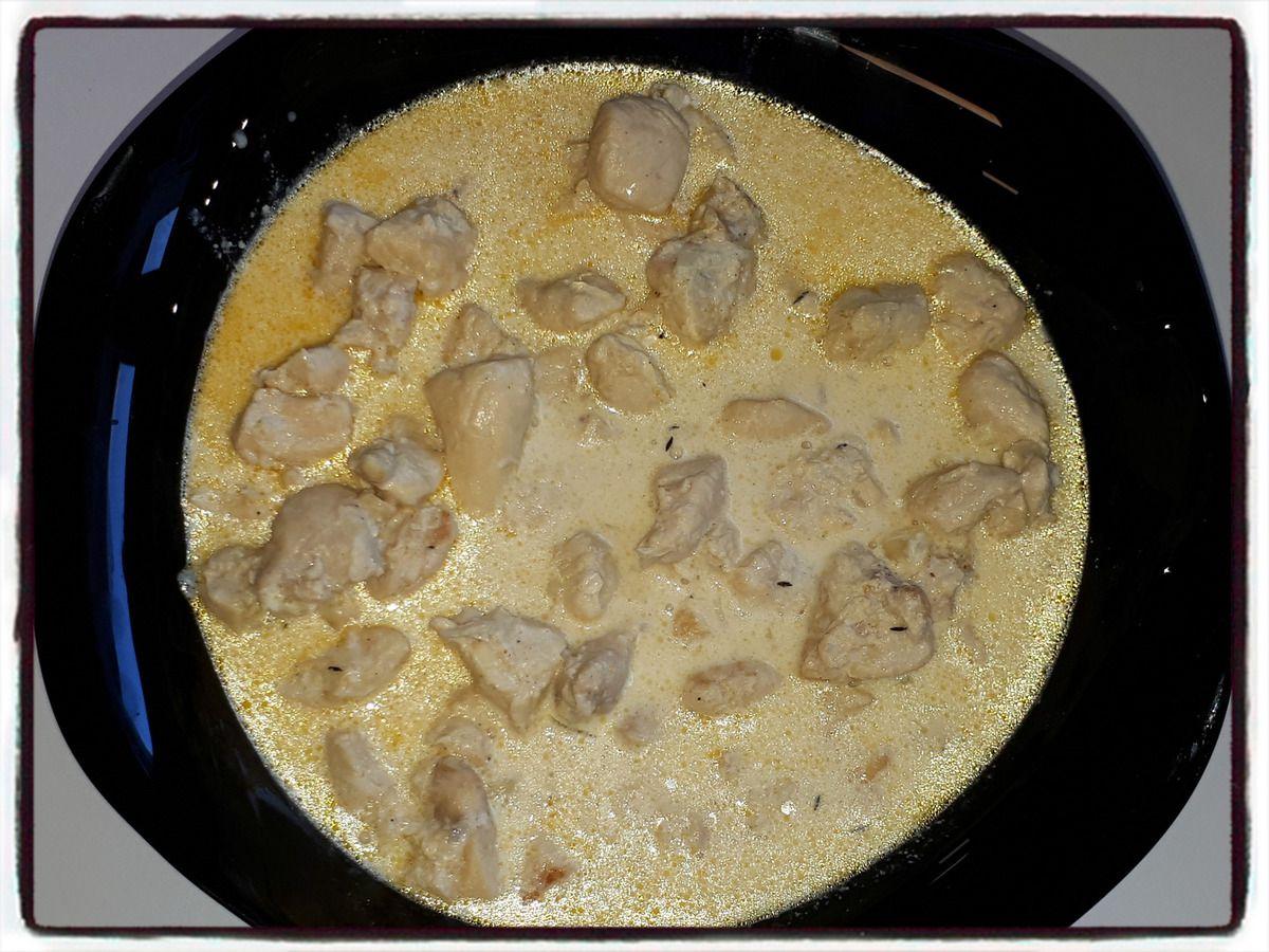 poulet paprika cookéo