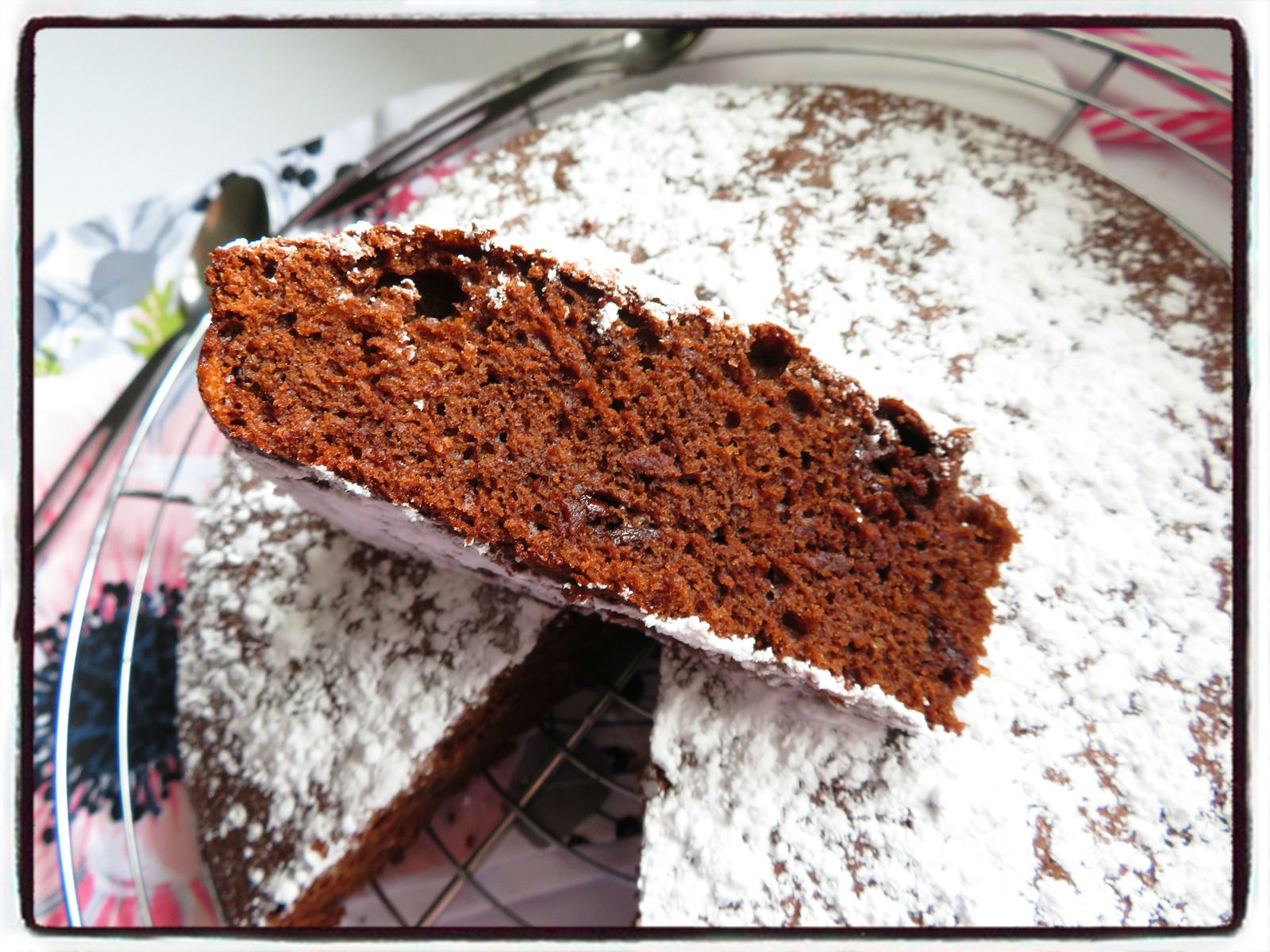 moelleux chocolat hyper fondant
