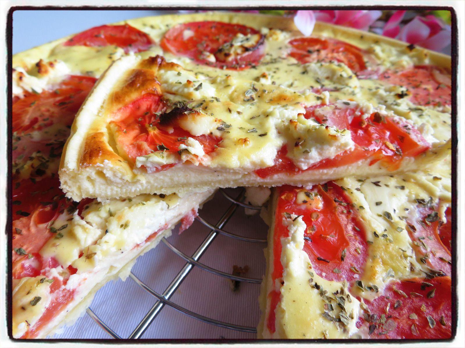 tarte tomate saint môret
