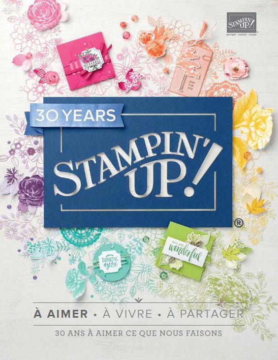 Catalogue Stampin'Up! 2018-2019