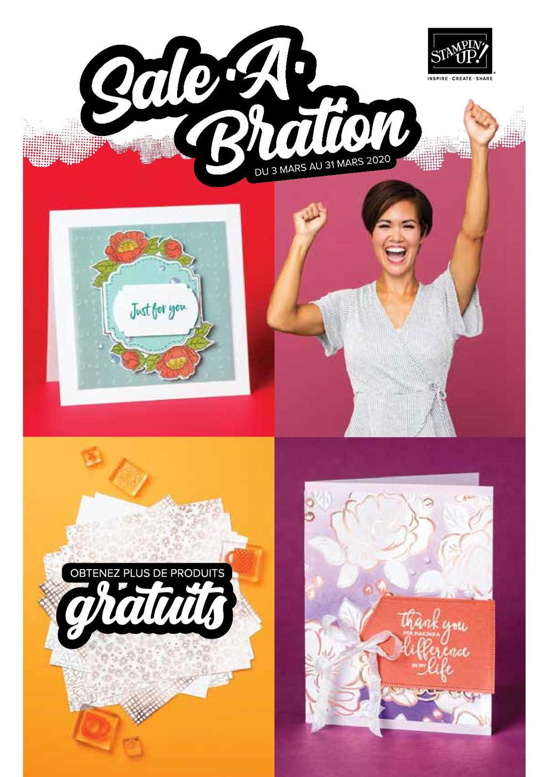 2ème brochure Sale-A-Bration