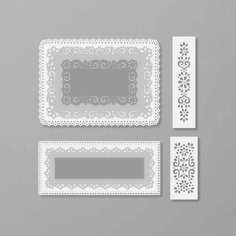 Poinçons Cadres décoratifs