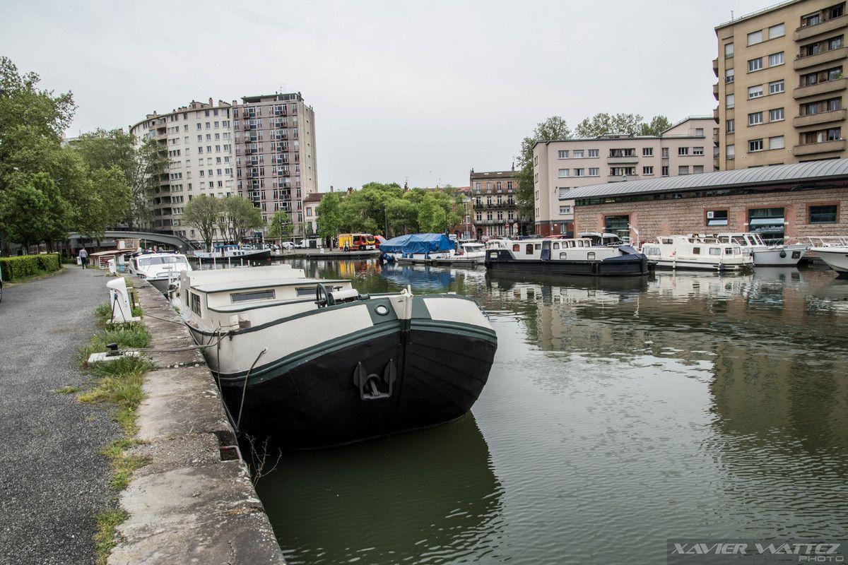 Un lundi à Toulouse