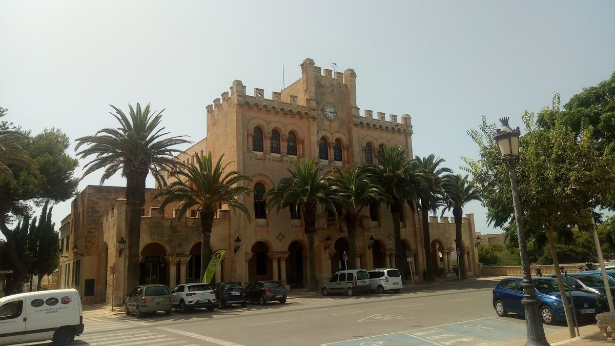 Dernière escale dans la jolie ville de Ciutadella