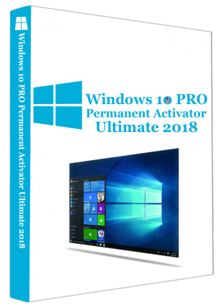 Windows 10 Pro Permanent Activator Ultimate 2018 2 1
