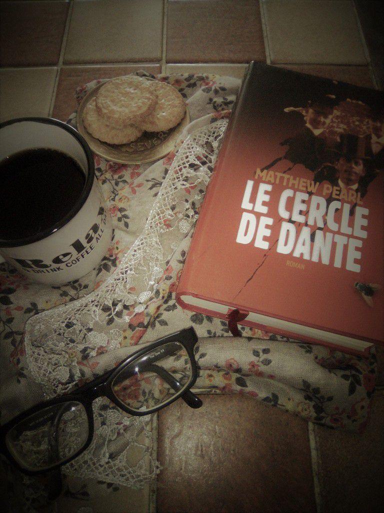 AvisPolar : Le cercle de Dante de Matthew PEARL ( Ed. Robert Laffont )