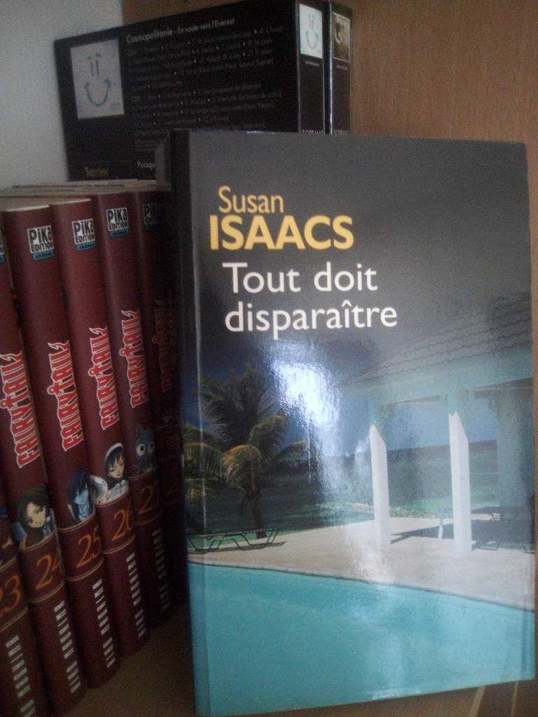 AvisPolar : Tout doit Disparaitre de Susan ISAACS (Ed. France Loisirs)