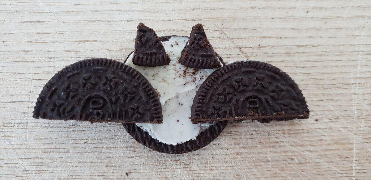 Cupcakes Oreo (spécial Halloween)