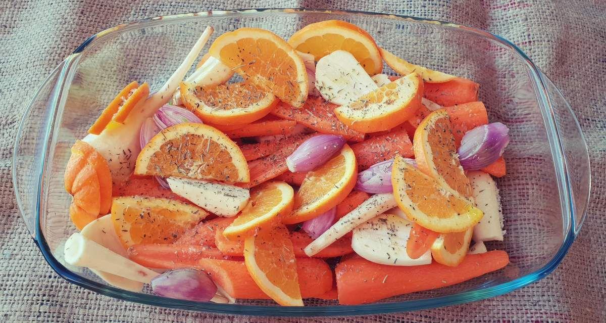 Méli mélo de légumes d'hiver