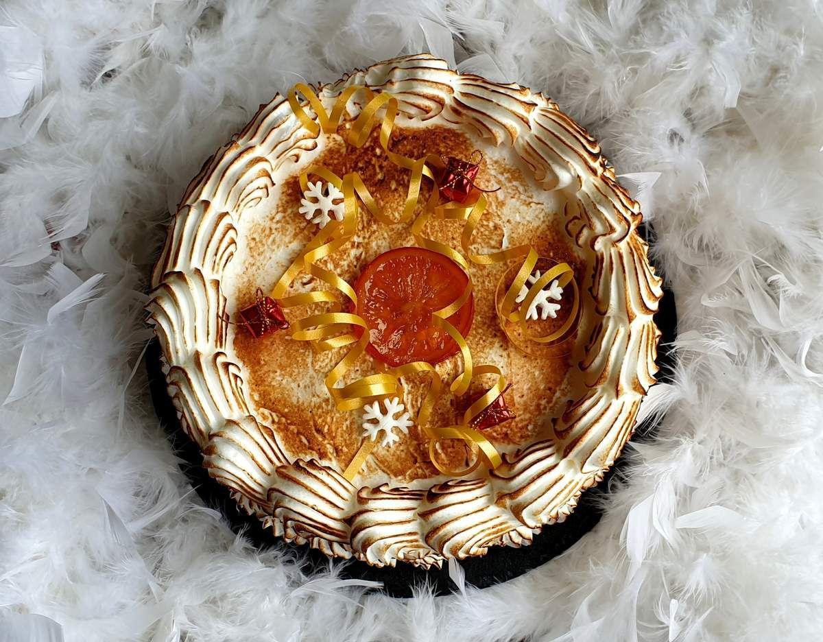 Omelette Norvégienne au Grand Marnier